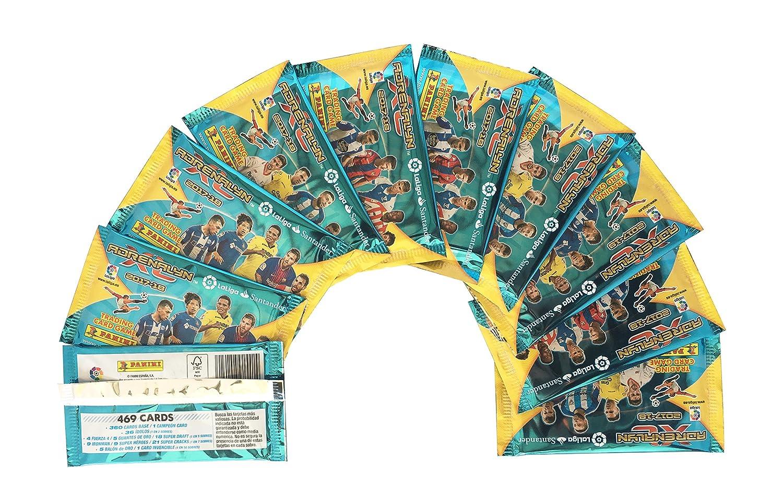 La Liga Santander Adrenalyn XL Caja 50 Sobres (Panini 003506BOX50)