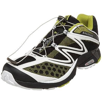 Salomon Men's XT Hawk 2 Trail Running Shoe,Sprout GreenBlackCane,
