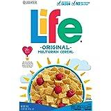 Quaker Life Cereal, Original, 18 Ounce
