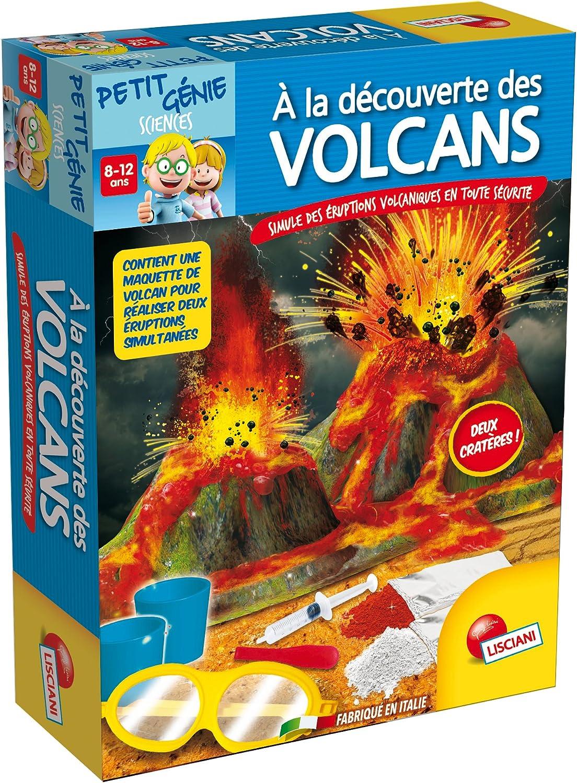 Lisciani – f50987 – Juego científico – Price of Los Volcanes: Amazon.es: Juguetes y juegos