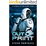 Out of Print: Near-future science fiction thriller short story