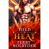 Held by Heat: (The Fae Princes) (Wings, Wands and Soul Bonds Book 3) (English Edition)