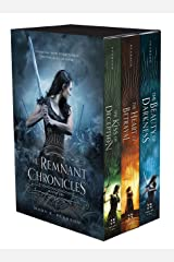The Remnant Chronicles Boxed Set: The Kiss of Deception, The Heart of Betrayal, The Beauty of Darkness Paperback
