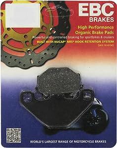 EBC Brakes FA67/3 Disc Brake Pad Set