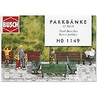 Busch 1149 - Bancos de parque (12 unidades)