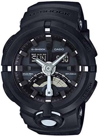 161d94915eb Image Unavailable. Image not available for. Color  CASIO G-SHOCK GA-500-1AJF  ...
