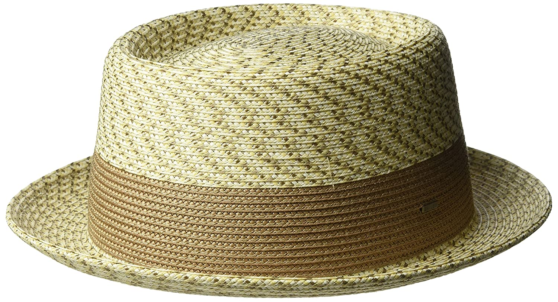 ba2d48db821 Bailey of Hollywood Men s Telemannes Pork Pie Fedora Hat