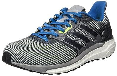 separation shoes 3920b f5d1e Adidas Supernova M Chaussure de Course Homme - Gris (Vista GreyCore Black