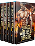 Six Isles' Witches and Dragons Shifter Romance Box Set (English Edition)