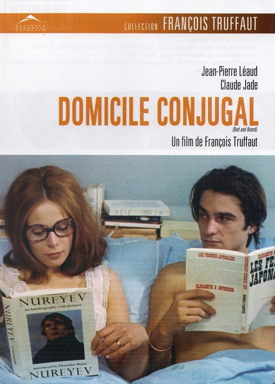 Domicile Conjugal: Amazon.ca: Truffaut, François: DVD