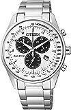 [シチズン]CITIZEN 腕時計 Citizen Collection シチズンコレクション エコ・ドライブ クロノグラフ AT2390-58A メンズ