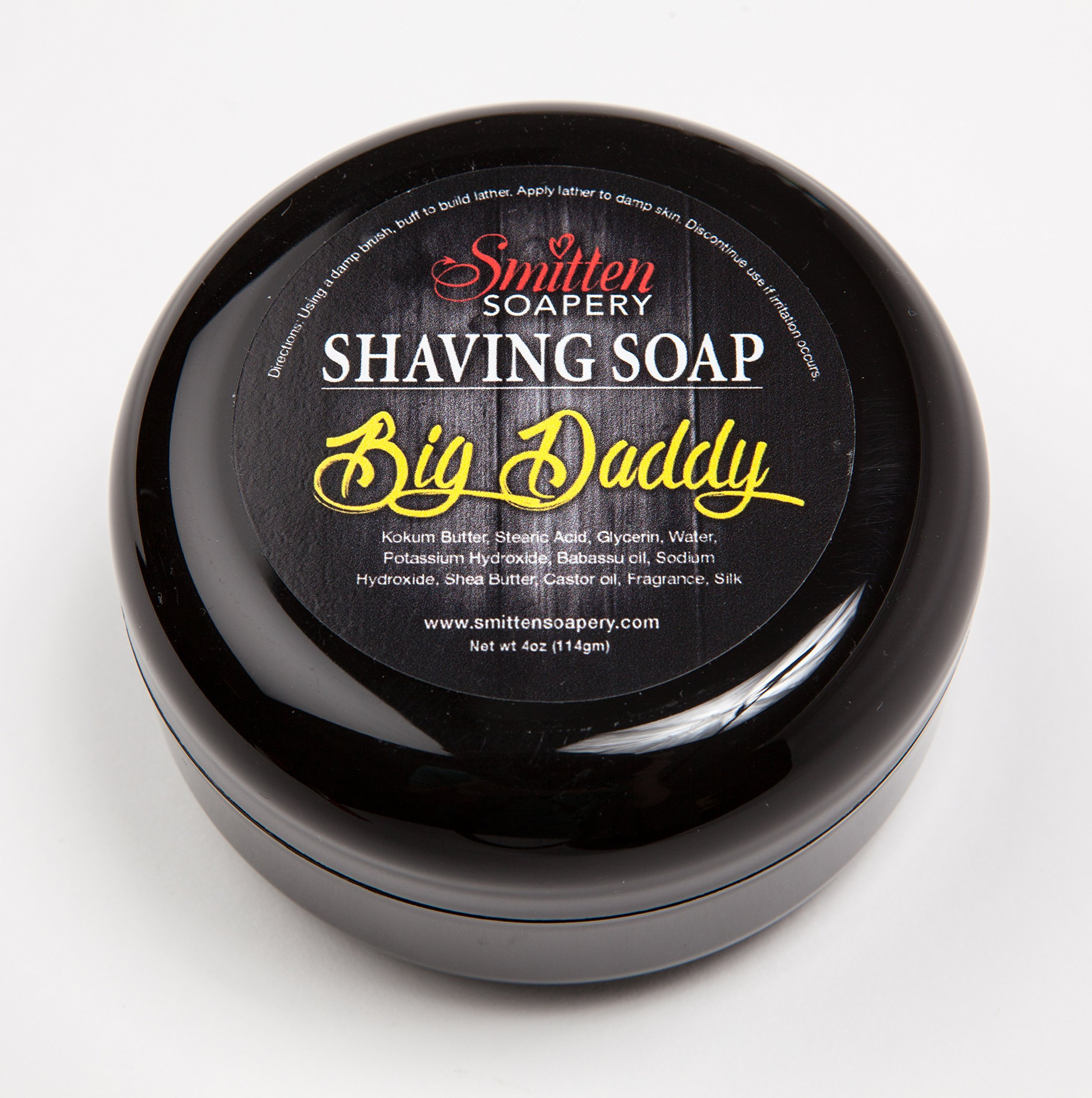 Big Daddy Shave soap