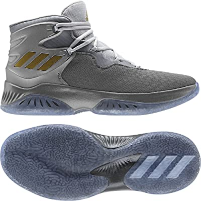 buy online 5235c 33cf1 adidas Explosive Bounce, Chaussures de Basketball Mixte Adulte