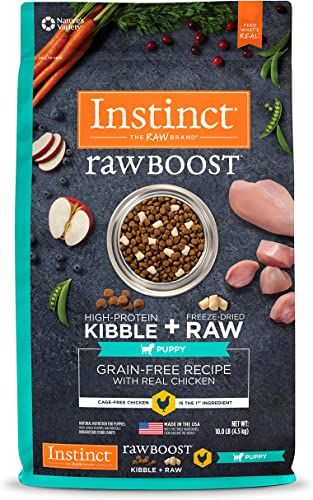 Instinct Puppy Grain Free Recipe Natural Dry Dog Food
