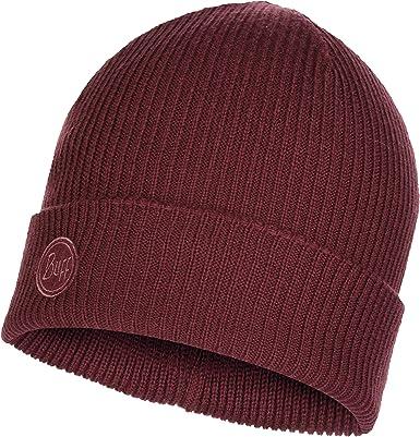 Edsel Deep Grape One Size Buff Womens Knitted Hat