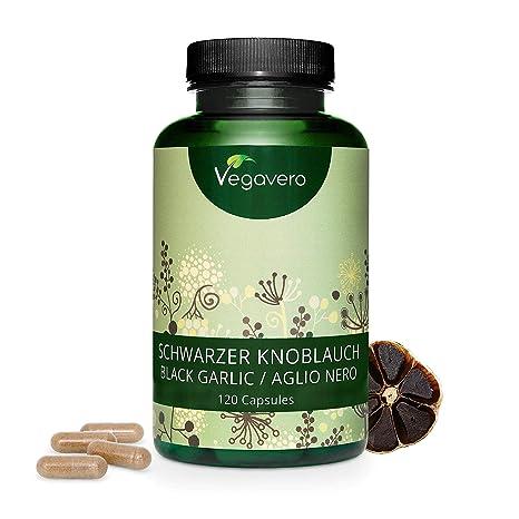 Ajo Negro Vegavero® 3500 mg | Testado en Laboratorio - Sin ...