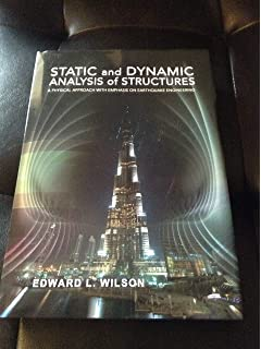 Three Dimensional Static and Dynamic Analysis of Structures 2002