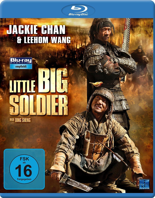 Little Big Soldier Blu Ray Amazonde Jackie Chan Lee Hom Wang