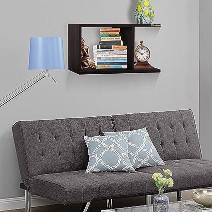 Klaxon home decor wall shelvesbook shelf and storage wall shelves klaxon home decor wall shelvesbook shelf and storage wall shelves wooden c shape solutioingenieria Gallery