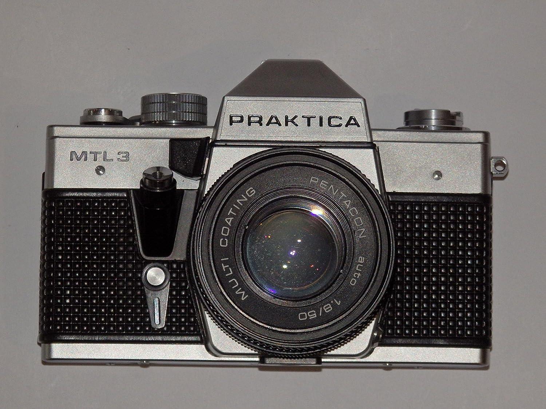 Praktica mtl mtl analog kamera mm slr ddr pentacon m q