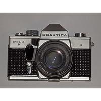 Praktica MTL 3von Pentacon Made in GDR–Fotocamera reflex con obiettivo multistrato Pentacon auto 1.8/50# # analogico SLR Camera # # Top Ingegneria–Ok–by lll # #