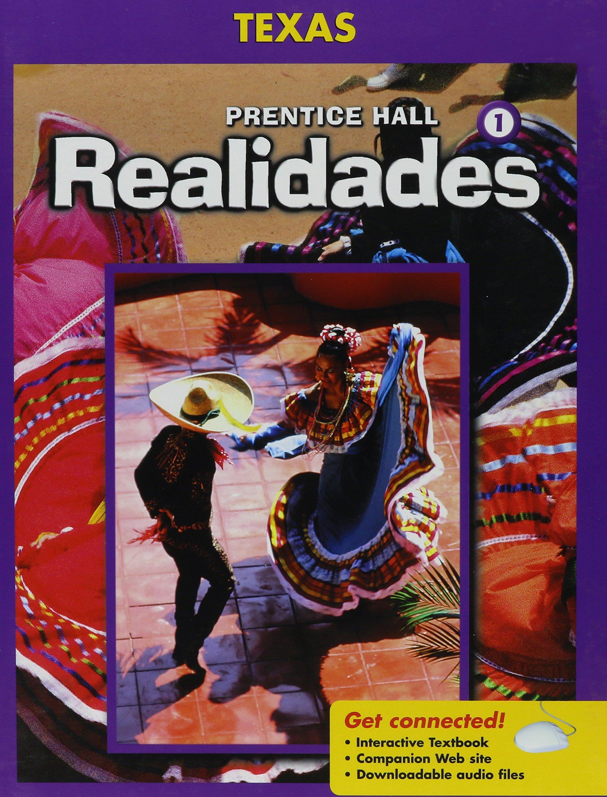 Read Online Prentice Hall Realidades 1 Texas Edition (Spanish and English Edition) pdf epub
