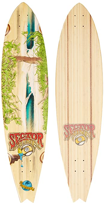 Review Sector 9 Nica Deck