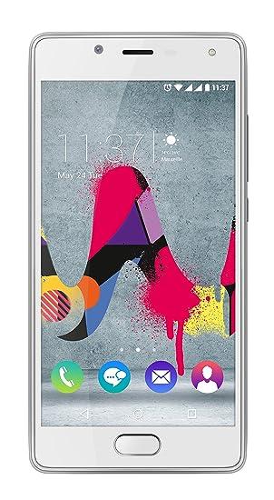 Wiko UFEEL Lite - Smartphone de 5 (SIM doble, cámara de 8 MP, 16 GB), color Rosa Dorado