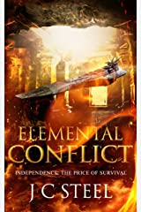 Elemental Conflict: Spaceships. Mind control. A high-stakes gamble with the future of worlds at stake. (The Cortii Series Book 4) Kindle Edition