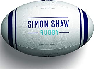 Rugby Ball Ultra Flight Simon Shaw Rugby