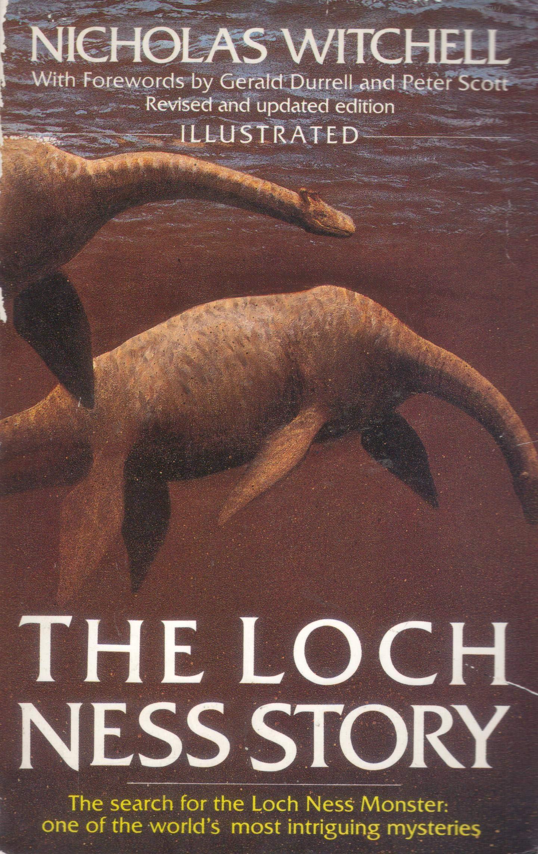The Loch Ness Story Nicholas Witchell 9780552993494 Amazon Com Books