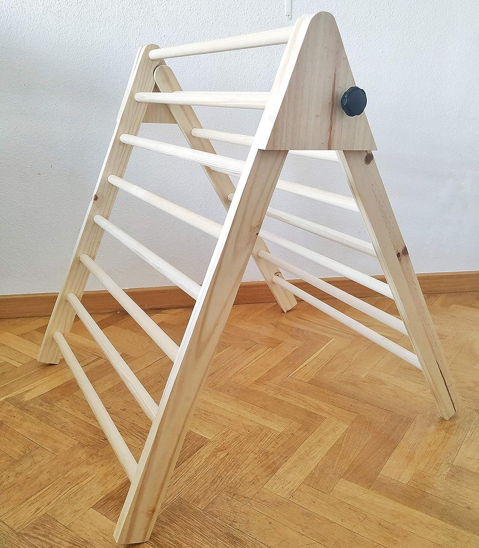 Triángulo de Pikler, Triángulo escalonado, Escalera para niños ...