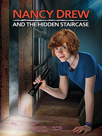 Image result for nancy drew and the hidden staircase dvd
