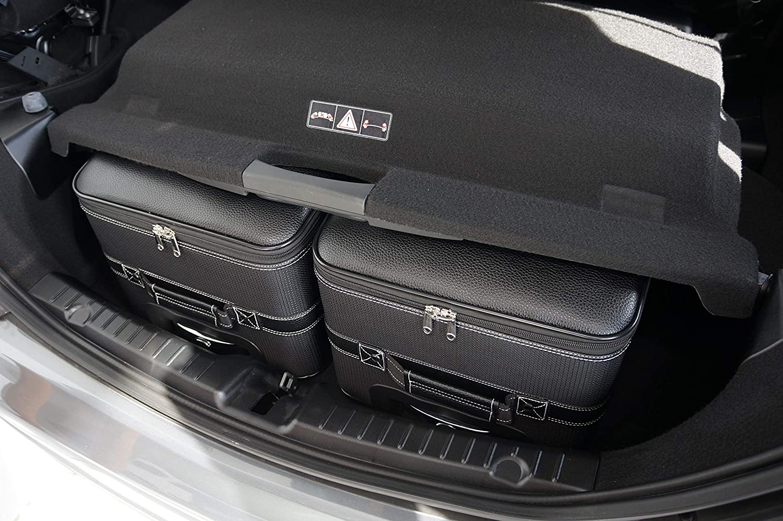 Roadsterbag Lot de 4 valises pour Mercedes SLC