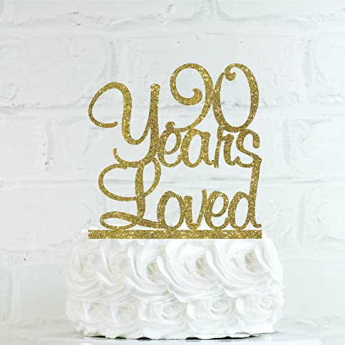 Amazon 90 Years Loved