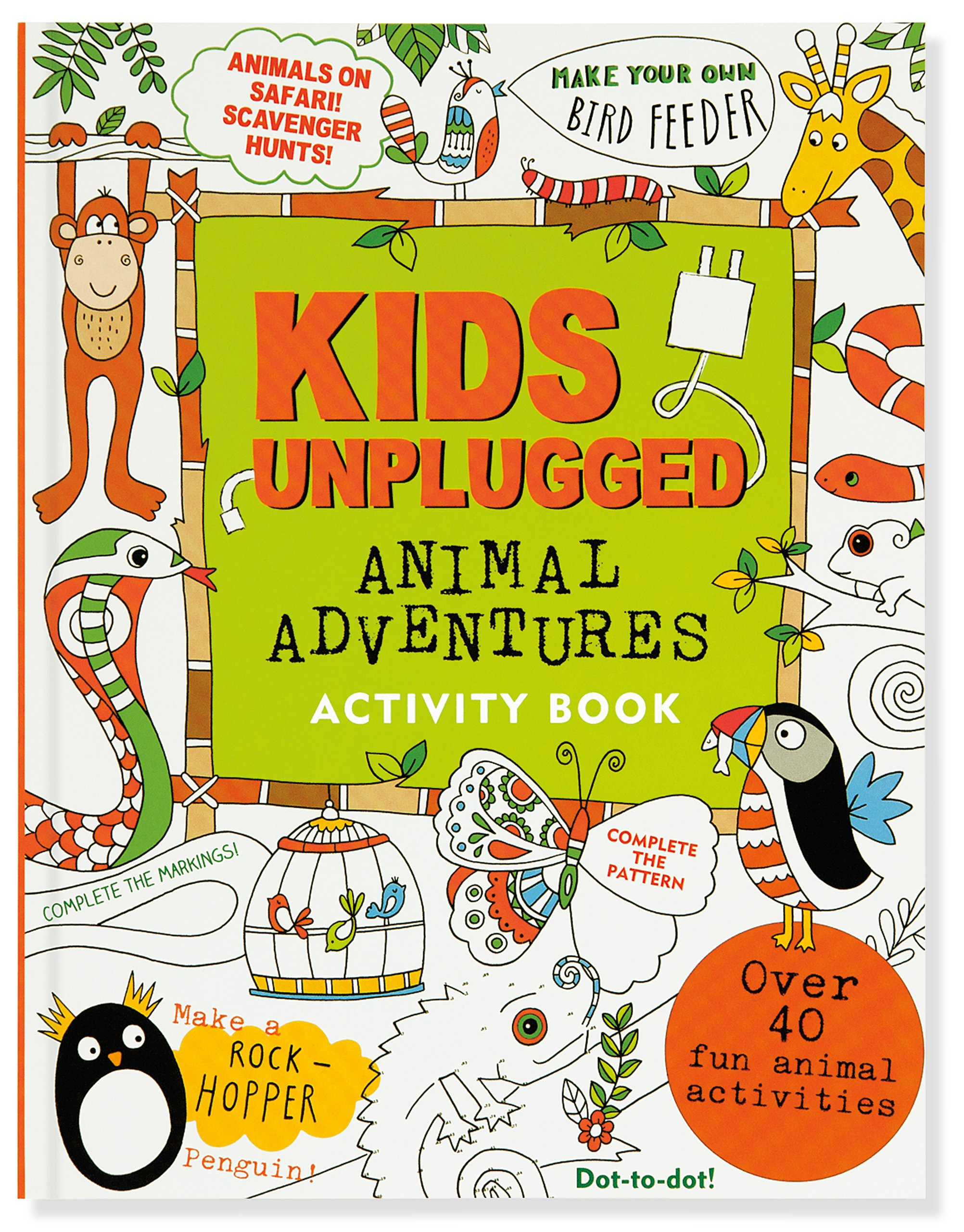 Kids Unplugged Animal Adventures Activity product image