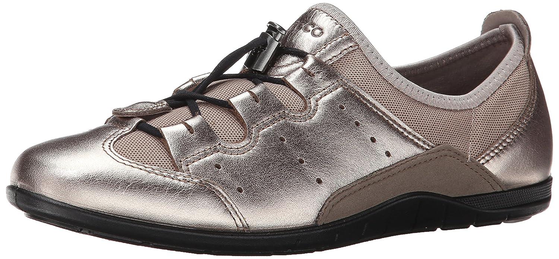 ECCO Womens Bluma Toggle Sneaker B00J0LC8D2 35 EU/4-4.5 M US|Warm Grey