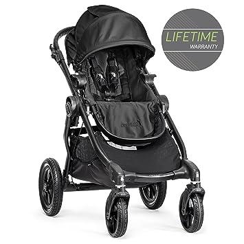 Baby Jogger City Select Stroller In Black Black Frame Bj23410