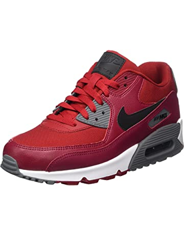 brand new 425be 22a0d Amazon.com  Nike Mens Air Max 90 Essential Low-Top Sneakers  Road Running