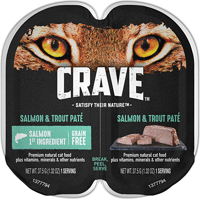 Top 10 Cat Food Wet Crave