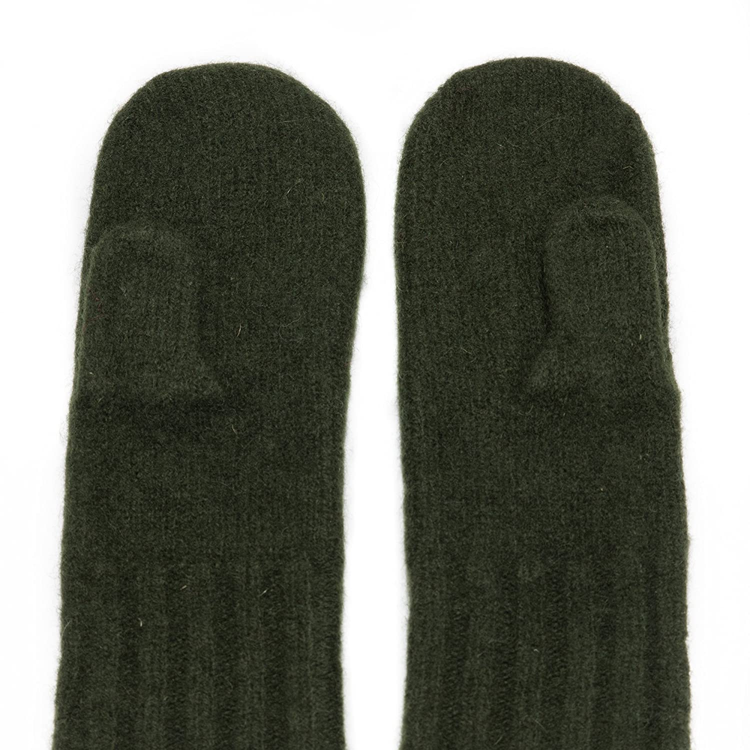 ff6d81ebc Dachstein Woolwear 100% Extra Warm Austrian Boiled Wool Alpine Mittens in  Many Vibrant Colors