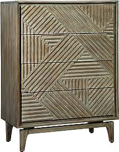 Coaster Home Furnishings Vanowen 4-Drawer Sandstone Chest