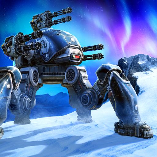robots game - 1