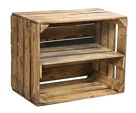 Johanna Fruit Crate In Dark Natural Or Moireacute Dimensions Approx 50 X