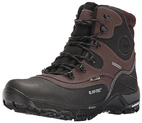 Amazon.com   Hi-Tec Men s Trail Ox Winter 200g Waterproof-M Snow ... f5c6ad1c7a