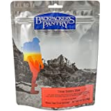 Backpacker's Pantry  Gluten Free, Three Sisters Stew, Two-Serving Vegan  Meal,  7.6 Ounces