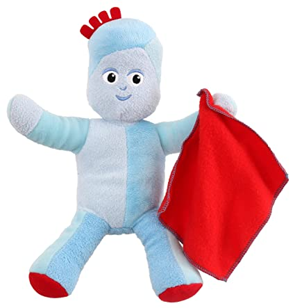 Amazon In The Night Garden Large Talking Igglepiggle Soft Toy