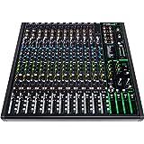 Mackie ProFX Series, Mixer - Unpowered, 16-Channel w/USB (ProFX16v3)