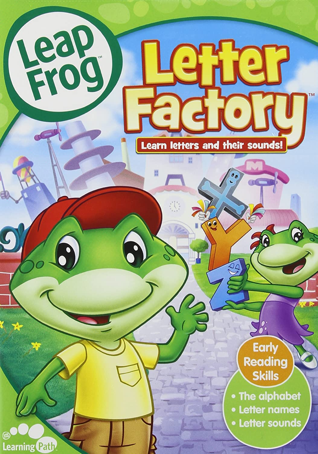 Leap Frog: Letter Factory [Reino Unido] [DVD]: Amazon.es ...
