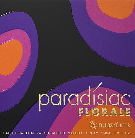 Nu Parfums Paradisiac Florale Eau De